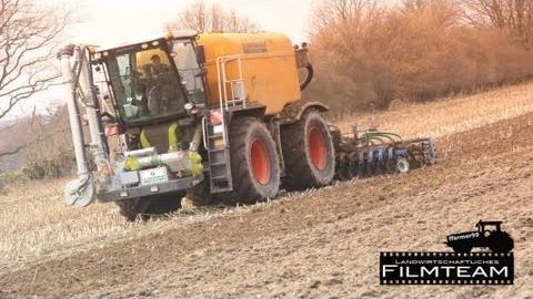 Embedded thumbnail for Claas Xerion - Saddle Trac 3800